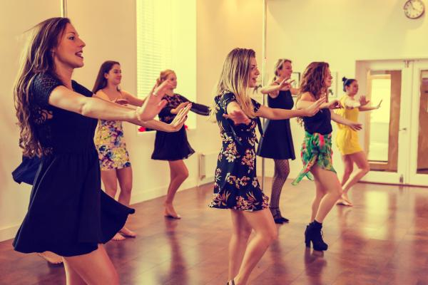 Salsa Workshop in Alkmaar